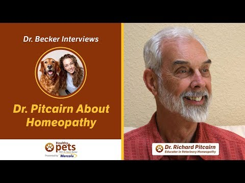 Dr. Becker Interviews Dr. Pitcairn About Homeopathy
