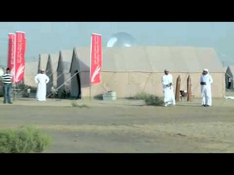 Abu Dhabi Sports Council (ADSC) International Falconers Team