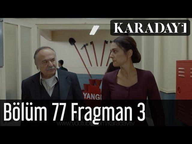 Karadayı 77.Bölüm Fragman 3