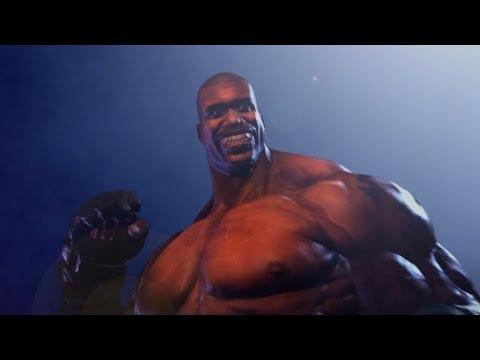 Shaq Fu: A Legend Reborn - Game Teaser