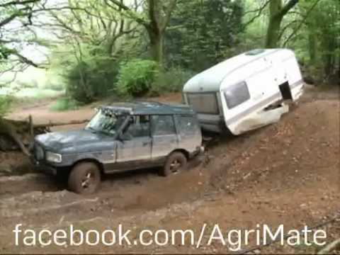 Landrover Caravan Trial | 4x4 | Off Road