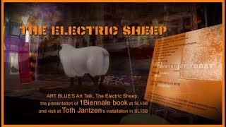 """ The Electric Sheep "" performance at SL15 B"