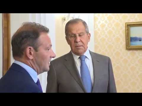 C.В.Лавров в интервью С.Брилеву, Москва, 1 сентября 2018 года