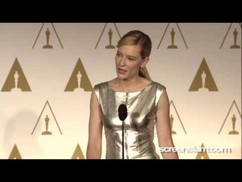 Cate Blanchett: Oscar Nominee Luncheon (2014)