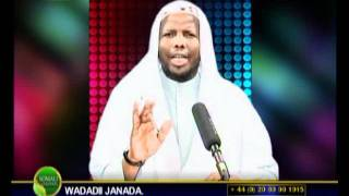 LIIBAANTA NOLOSHA  SH SHIINE 16 04 2011 SOMALI CHANNEL