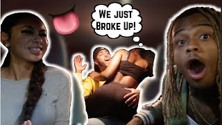"LETS ""DO IT"" IN THE BACKSEAT PRANK ON 2 TAKEN GIRLS!!! *Leads To BREAKUP*"