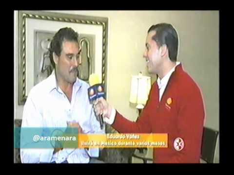 Eduardo Yáñez habla de