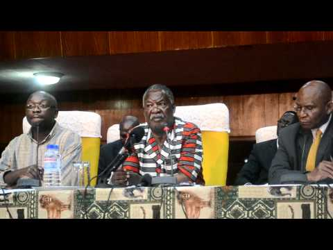 Sata - Question & Answer Session - Mulungushi Conference