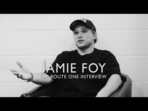 Jamie Foy: The Route One Interview