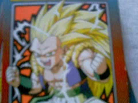 dragon ball z card!!!