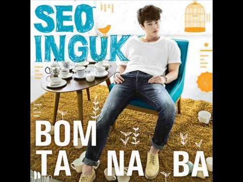 (FULL AUDIO/DOWNLOAD)Seo In Guk - 봄 타나봐 (Bomtanaba) (Mellow Spring)