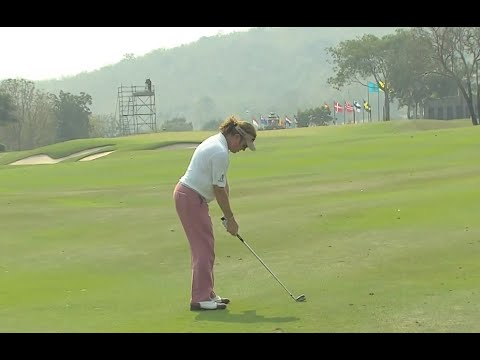 Classic Miguel: Holes Out For Eagle In Thailand