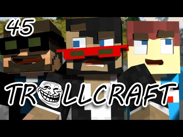 Minecraft: TrollCraft Ep. 45 - SECRET DISCOVERY