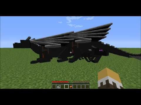 Dragon Mounts Mod /W QU (Baby Ender Dragon!)