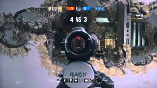 RainbowSix|Siege ( PS4 Gameplay )