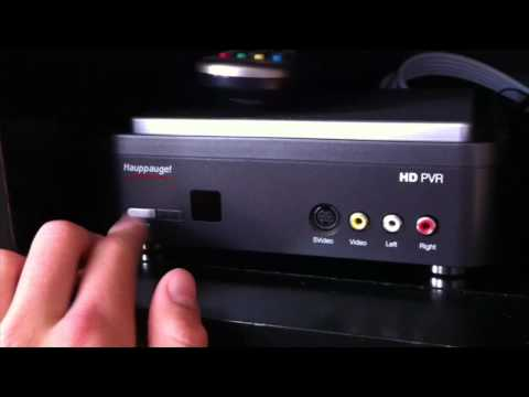 0 Hauppauge HD PVR 1212 High Definition Video Recorder FOR SALE!!!