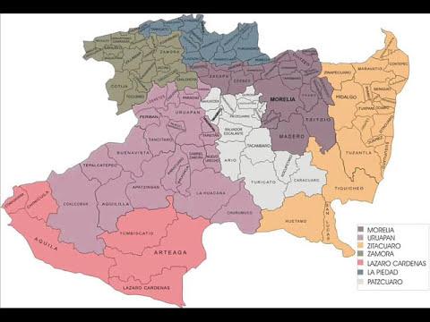 Corrido de Vargas y San Jose Michoacan