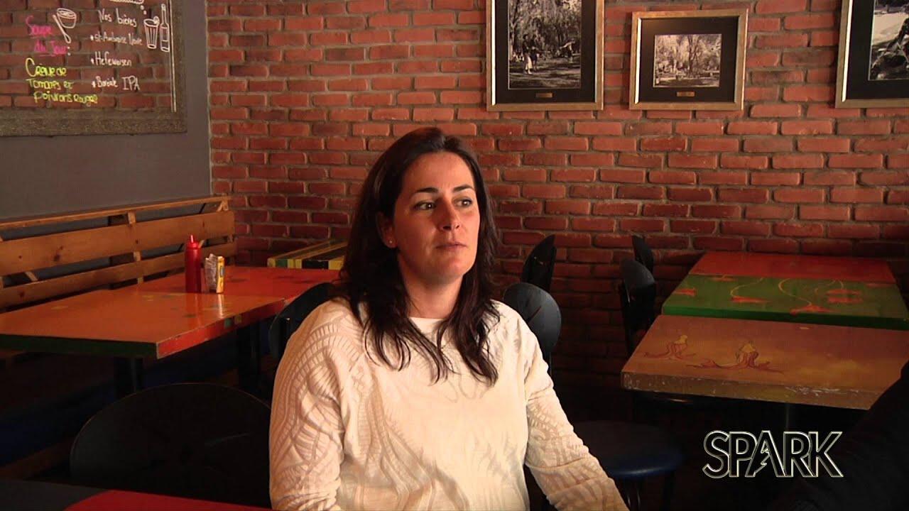 Spark interviews Anne Barsalou owner of La Banquise