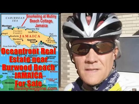 For Sale Oceanfront Real Estate near Burwood Beach Jamaica