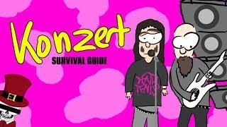 Konzerte - Tommys seriöse Survival Guides [#Satire]