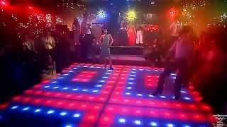 "John Travolta Saturday Night Fever - Bee Gees ""You Should be Dancing"""