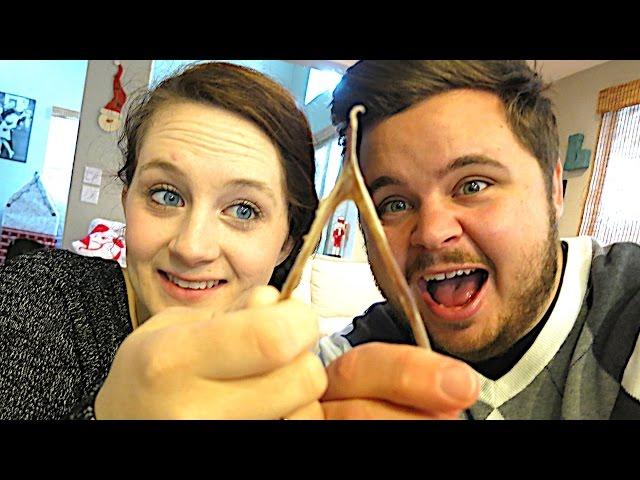CUTE PREGNANCY WISH!! (12.17.14 - Day 691)