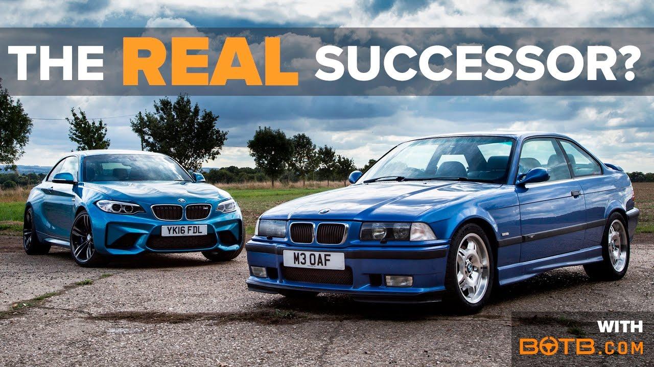 6 Things That Make The BMW M2 A Modern Day E36 M3