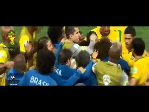 Brazil vs Croatia 3 1 All Goals World Cup 2014