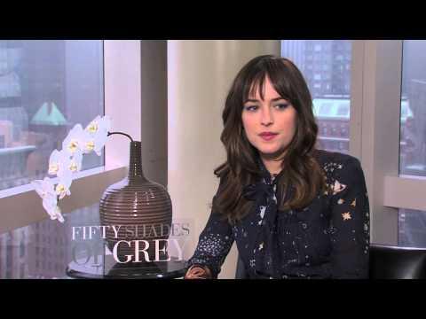 NEW INTERVIEW: Fifty Shades of Grey- Jamie Dornan and Dakota Johnson