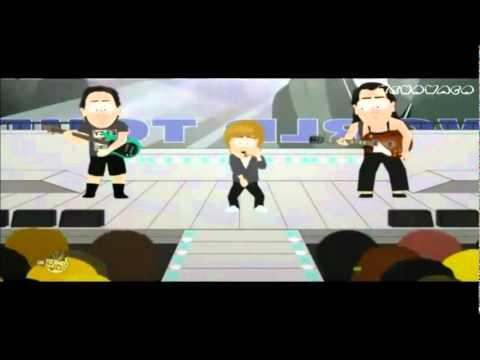 La Muerte De Justin Bieber--South Park