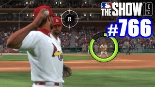 I DID THIS FOR THE FIRST TIME IN THE WORLD SERIES! | MLB The Show 19 | Road to the Show #766
