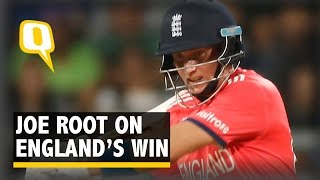 Joe Root Speaks After England's Massive Win