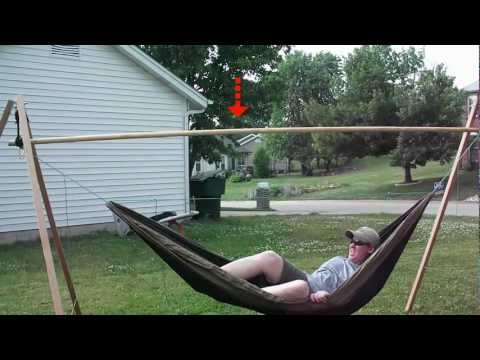 Gear: #4 Turtledog Hammock Stand