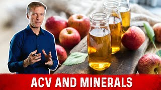 Apple Cider Vinegar and Mineral Absorption