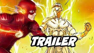 The Flash Season 5 Episode 18 Trailer - Godspeed vs The Flash and Red Death Season 6 Breakdown