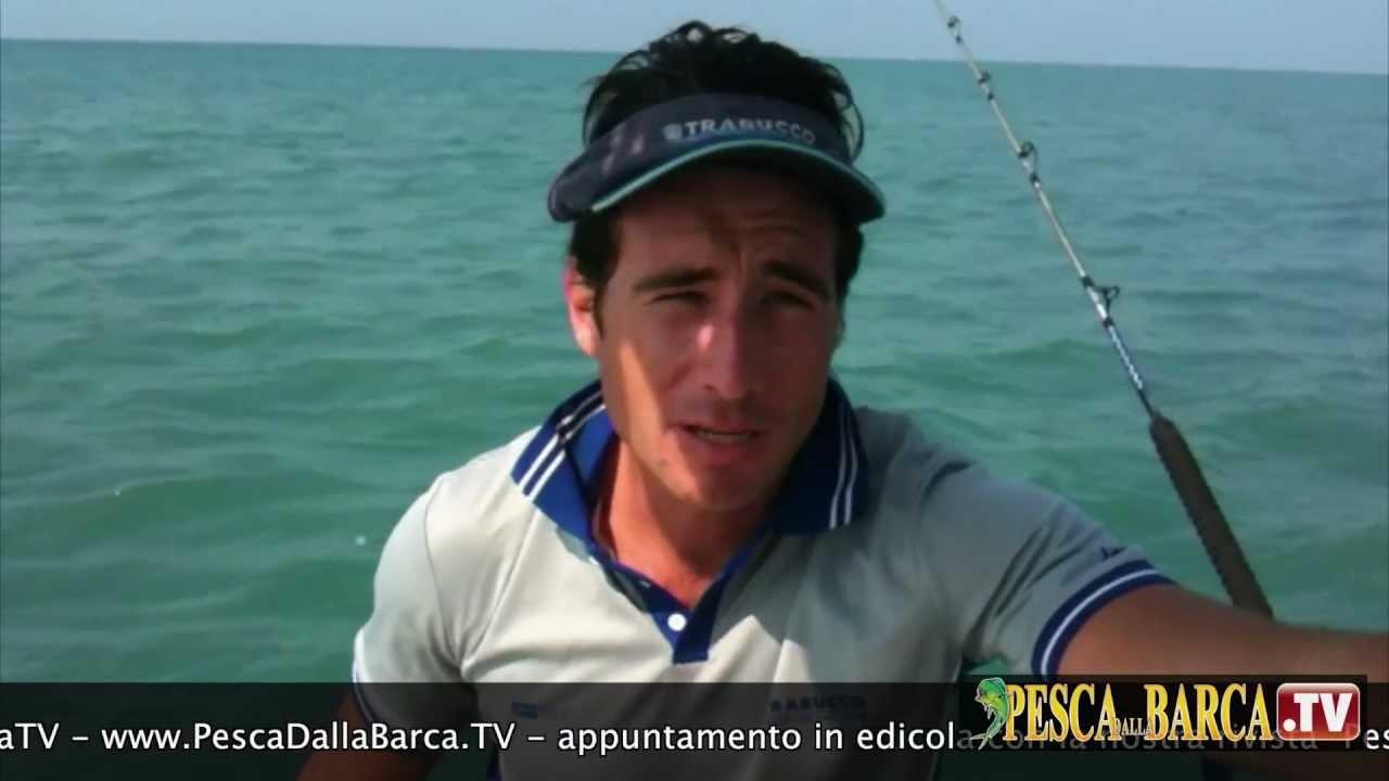Pesca Alla Traina Saverio Rosa Pesca a Traina