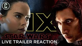 Star Wars Celebration: Episode IX Live Panel & Trailer Reaction
