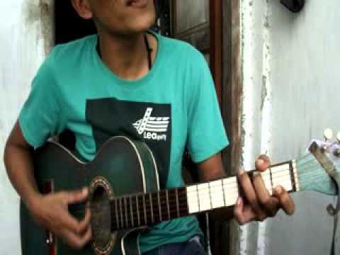Gitar cover adista Jangan Jauh Dari Hati