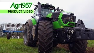 BIGGEST DEUTZ-FAHR 9340 TTV and LEMKEN JUWEL 8 - RAINY PLUGHING TEST | Agri957 & A come Agricoltura