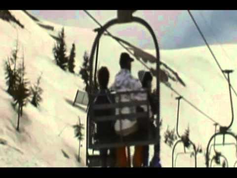 لبنان يودع موسم التزلج على الثلوج