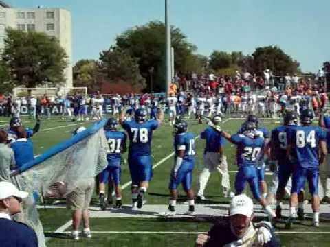 Chadron State Football (Muffed Kickoff) Video