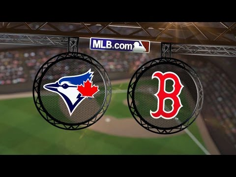 7/30/14: Buehrle nets 'W' as Blue Jays sweep Red Sox