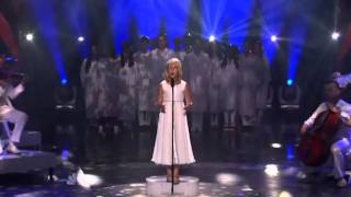 Jackie Evancho The Final on America´s Got Talent wednesday september 14 2010