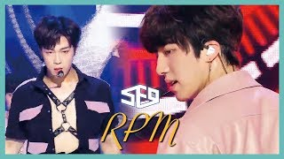 [HOT] SF9 - RPM, 에스에프나인 - RPM Show Music core 20190720