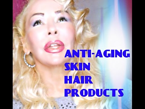 Exclusive ANTI-AGING Skin Care, Makeup, Hair products,