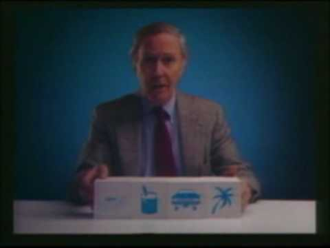 Bank One Commercial Montage with Mason Adams (Late 1970's)