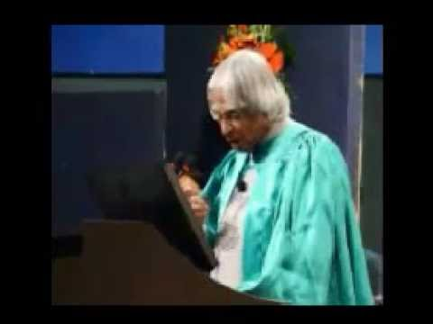 Copy Of Apj Abdul Kalam Speech In Dr Babasaheb Ambedkar Marathwada Univaesity  53rd Convocation video