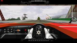 Grand Prix Legends - Birmingham : Can-Am '71 Porsche 917 (on board)
