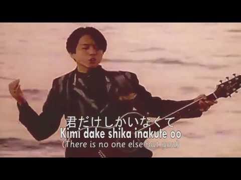 TRUE LOVE -  FUMIYA FUJI - KARAOKE - LEFT
