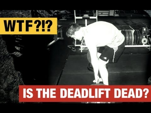 DEADLIFTS - Best Back Exercise or Worst?  FIND OUT! Image 1